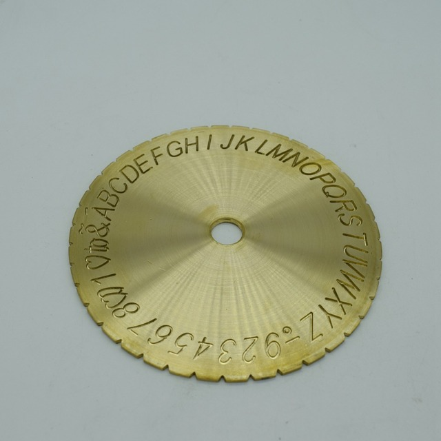 Placa de gravura do anel interior do anel gravador ferramentas de jóias escultura da fonte da fonte