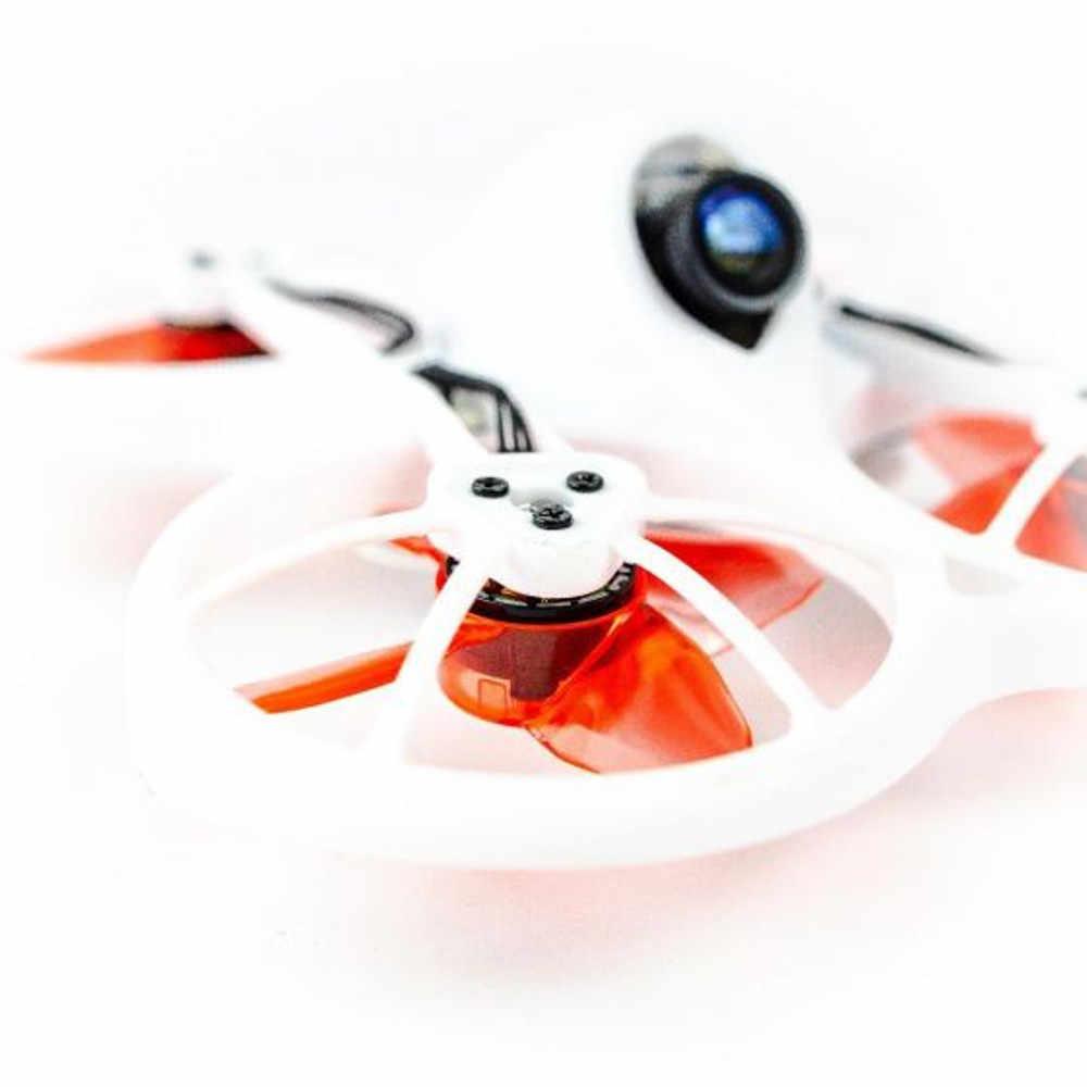 2 أزواج من الطائرة بدون طيار لسباق FPV الداخلي من Emax Tinyhawk قطع غيار Avan TH Turtlemode 4-Blade المروحة 40 مللي متر لموديلات RC قطع الغيار
