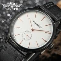 T winner Automatic Mechanical Watch Men Business Montre Homme Relojes Relogio Masculino Erkek Kol Saati Watches Brand Luxury