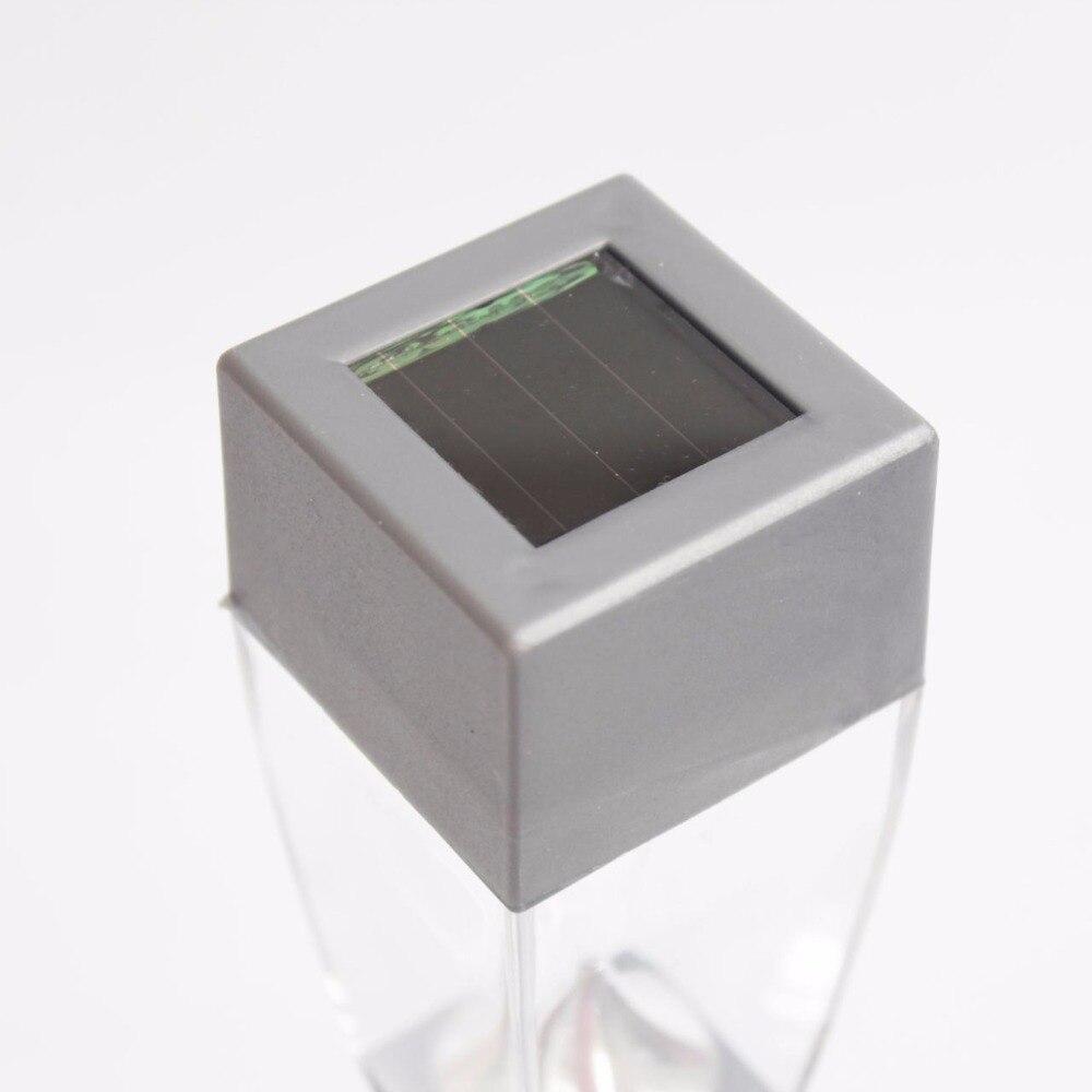 Waterproof Solar Lawn Light For Street Garden Decoration Outdoor Solar Lamp Lighting Pathway LED Solar Lamp