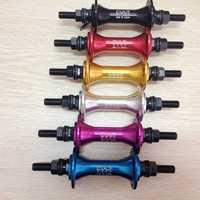 CT 36 spoke อลูมิเนียม 10 มิลลิเมตรปิดผนึกแบริ่งจักรยาน BMX ด้านหน้า-ใน กระดุมล้อจักรยาน จาก กีฬาและนันทนาการ บน