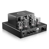 2018 nueva negro nobsound ms-10d MKII Bluetooth V4.2 tubo Amplificadores USB HiFi sin pérdida reproductor de música altavoces Amplificadores