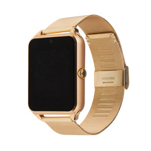 Смарт Часы GT08 Плюс Металлические Часы Bluetooth Android телефон, поддержка Sim-карты Синхронизации Notifier Push-сообщений Smartwatch