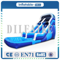 Free Shipping Door To Door 7x3.5x5m Inflatable Water Slide For Sale