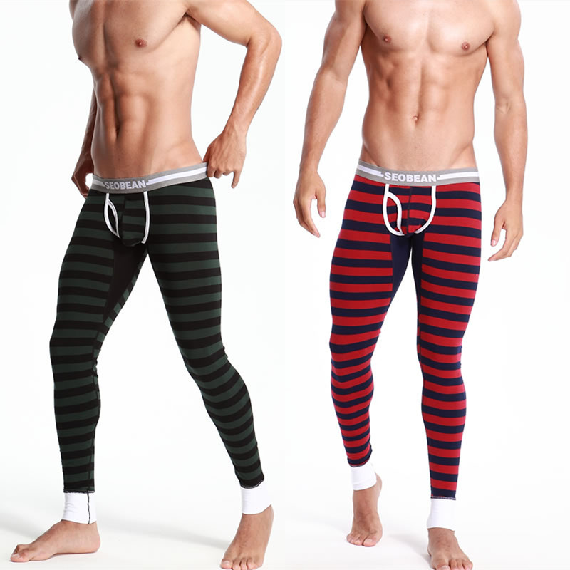 Popular Striped Long Johns-Buy Cheap Striped Long Johns lots from ...