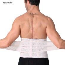 Waist Belt for Men Male New Abdomen Fat Burning Girdle Belly