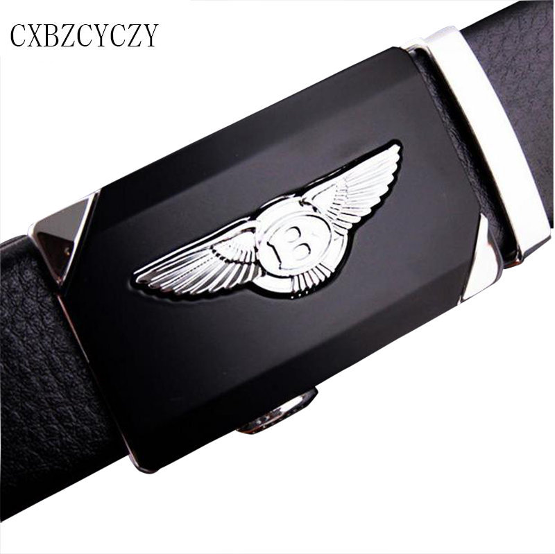 2017 Style Fashion Men's leather s