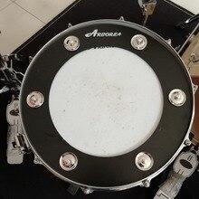 "Arborea Blacked 1"" snare cymbal С jingles"