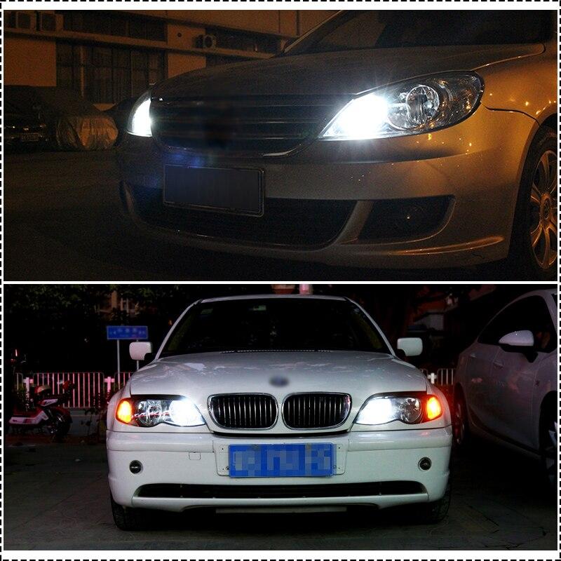 1 Cüt T10 W5W 194 RGB LED Təmizləmə İşıq Lampa Park Lampası - Avtomobil işıqları - Fotoqrafiya 6