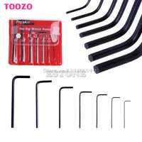 7Pcs 0,7mm-3mm Mini Micro Hex Hexagon Allen Key Set Wrench Schraubendreher Tool Kit G08 Whosale & DropShip