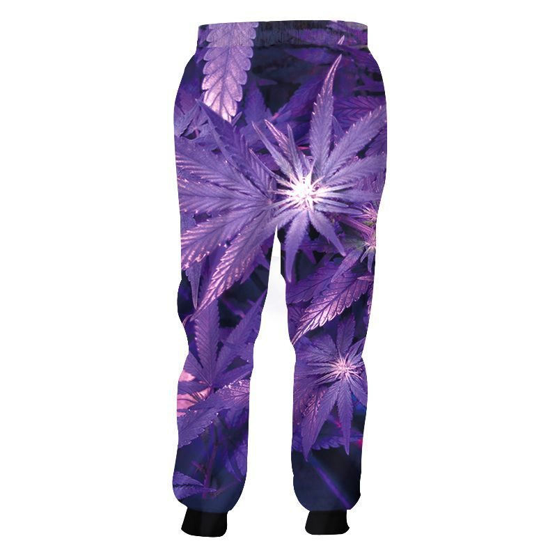 Fashion Weeds Pants Unisex 3D Smoking Leaf Print Casual Loose Trousers Streetwear Hip Hop Active Sports Joggers Sweatpants S-4XL 17