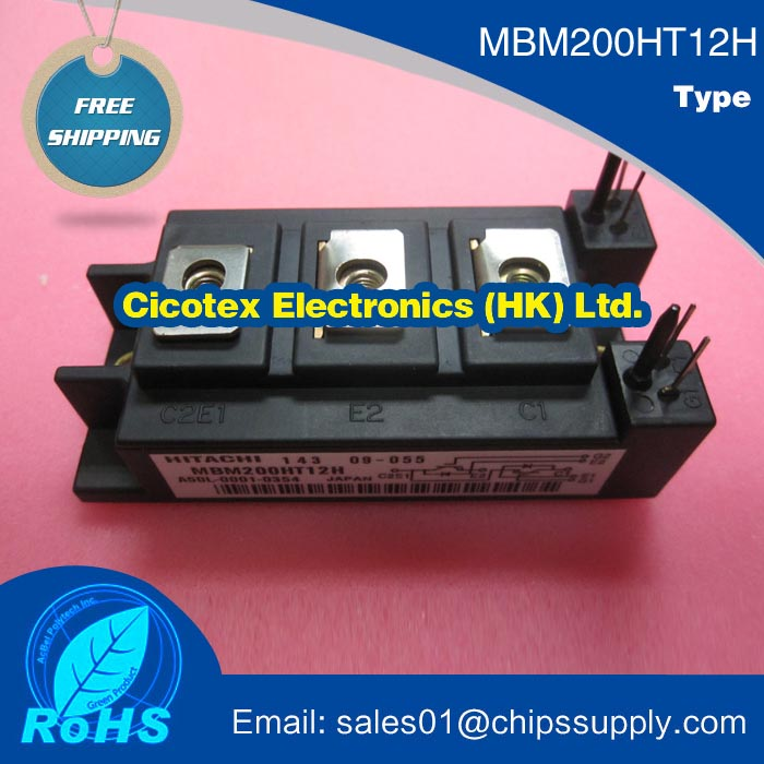 MBM200HT12H power modulesMBM200HT12H power modules