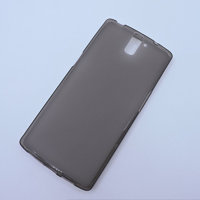 best sneakers eb2d8 a8e56 US $1.59 |Silicon Case For OnePlus One Plus one Oneplus 1 Anti Skid TPU  Soft Gel Rubber Back Cover for OnePlus one A0001-in Fitted Cases from ...