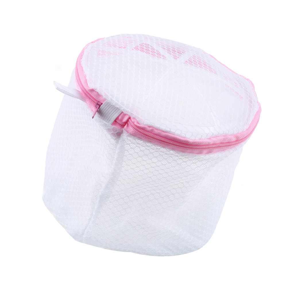 1 Pcs 120X150mm Máquina de Lavar Roupa Lavandaria Bra Lingerie Saver Aid Meias Meia Camisa Malha Wash Net protetor de saco Bolsa Cesta