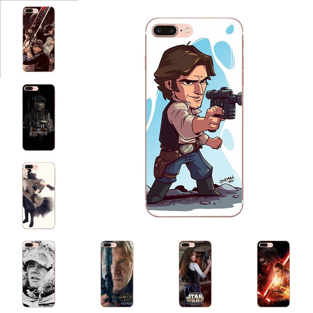 Diy Colorful Printing TPU Han Solo <font><b>Star</b></font> <font><b>Wars</b></font> For <font><b>Xiaomi</b></font> <font><b>Redmi</b></font> Mi <font><b>Note</b></font> 7 8 9 SE <font><b>Pro</b></font> Lite Go Play image