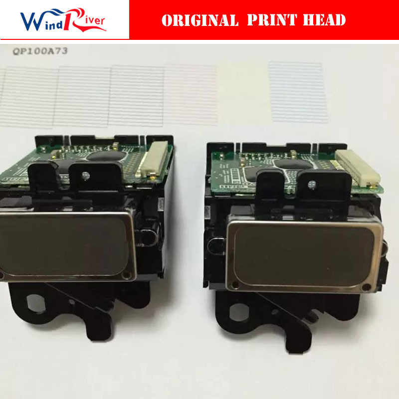 Original DX2 Print head For Kodak 3042 3062 Solvent printhead F055090 масляная живопись yue hao yh0334 7585