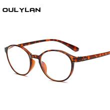 Oulylan TR90 Reading Glasses Women Men Ultralight Resin Hyperopia Prescription Eyeglasses Points 1 0 1 5