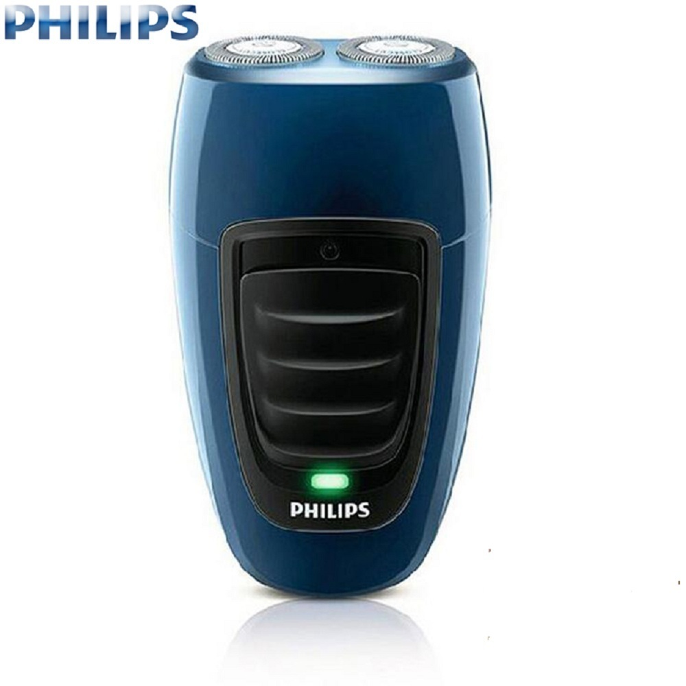 Philips Electric Shaver Rechargeable with Ni-MH Battery 100-220V Voltage Electric Shave Razor With  Retail Package for Men PQ190 philips electric shaver s330 rotary rechargeable and body wash design for men s flexible veneer system with retail package
