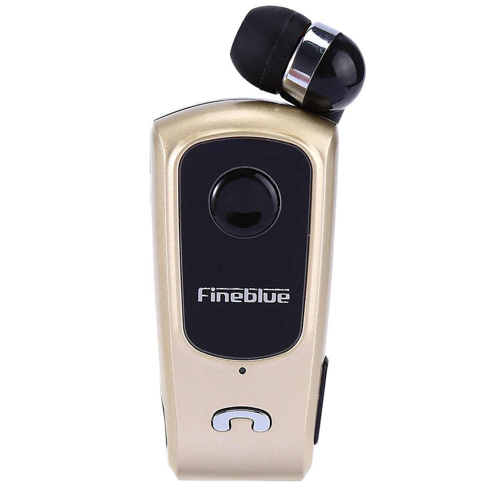 FineBlue F920 bezprzewodowe słuchawki Auriculares kierowcy słuchawki Bluetooth rozmowy przypomnieć sportowe do biegania klip zestaw słuchawkowy do telefonu
