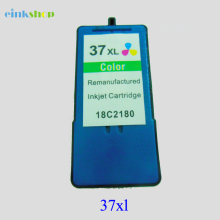 Color For Lexmark 37 Ink Cartridge for xl lexmark X3650 X4650 X5650 X6650 X6675 Z2420 printer