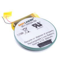 Route JD PD3048 3.7V 300mAh Rechargeable Battery For garmin