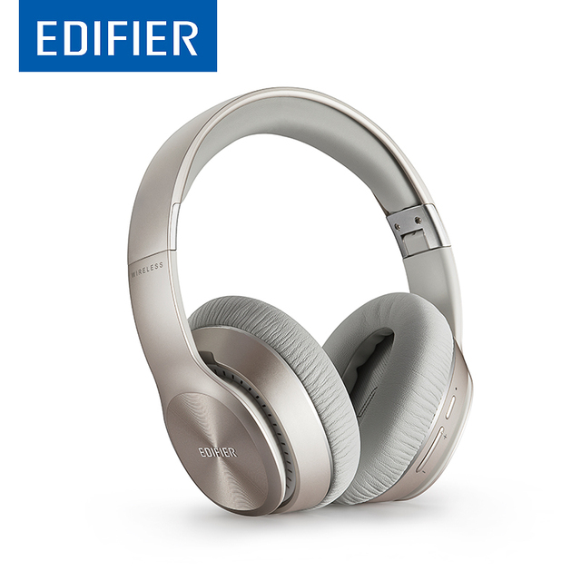 b28be8f0c356eb EDIFIER W820BT Wireless Headphone Bluetooth4.1 Premium Listening Experience  Up to 80 Hours of Battery