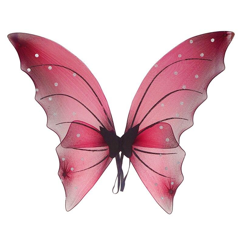 Новое поступление Крылья Ангела бабочки, товары ручной работы для девочек и взрослых, одежда для выступлений, костюм на Хэллоуин с крыльями ...