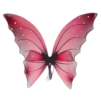 New arrived Butterfly Angel Wings, Christmas products Handcrafted girl Adults show clothing peri Fairy Wings Halloween costume