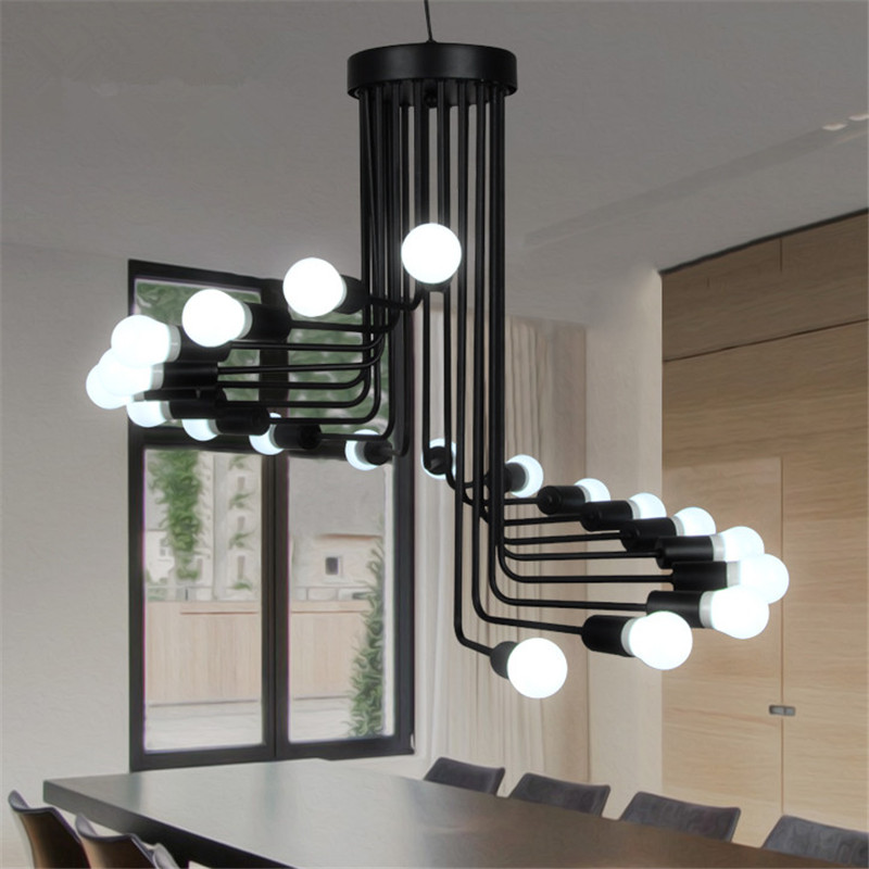 Aliexpress.com : Buy Vintage Pendant Light Iron Pendant Lamp Spiral  Staircase Lamp Drop Light Fixture For Kitchen Hanging Lamp Home Lighting  From Reliable ...