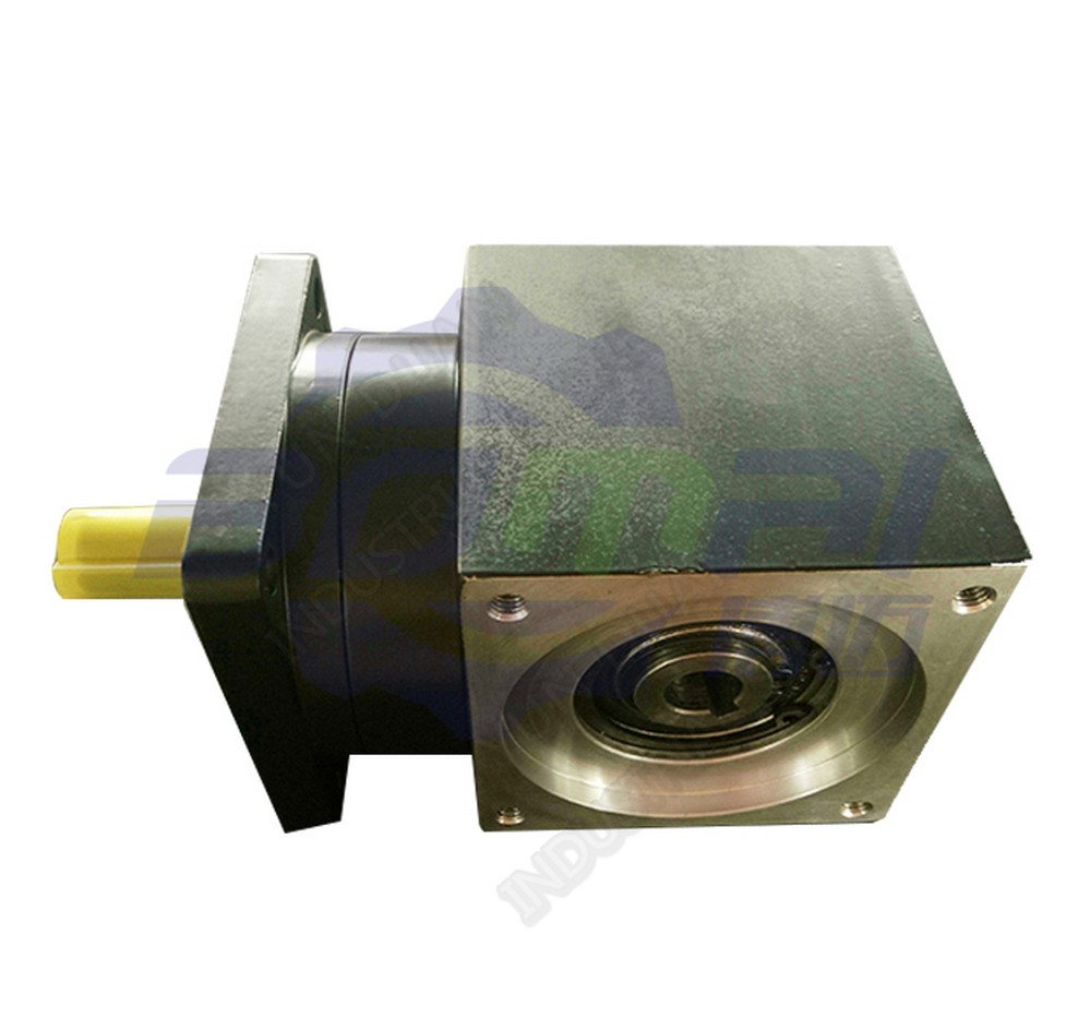 NEMA34 Right Angled Planetary Speed Reducer 20:1 Ratio 20 86MM  Gearbox 90 Degree Angle Reversing Corner for 86 Stepper Motor