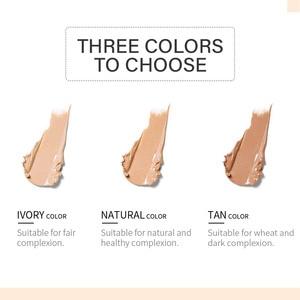 Brand LAIKOU Air Cushion BB Cream Concealer Makeup Korean Cosmetics Bare Make up Foundation Sunscreen Moisturizing CC Isolation