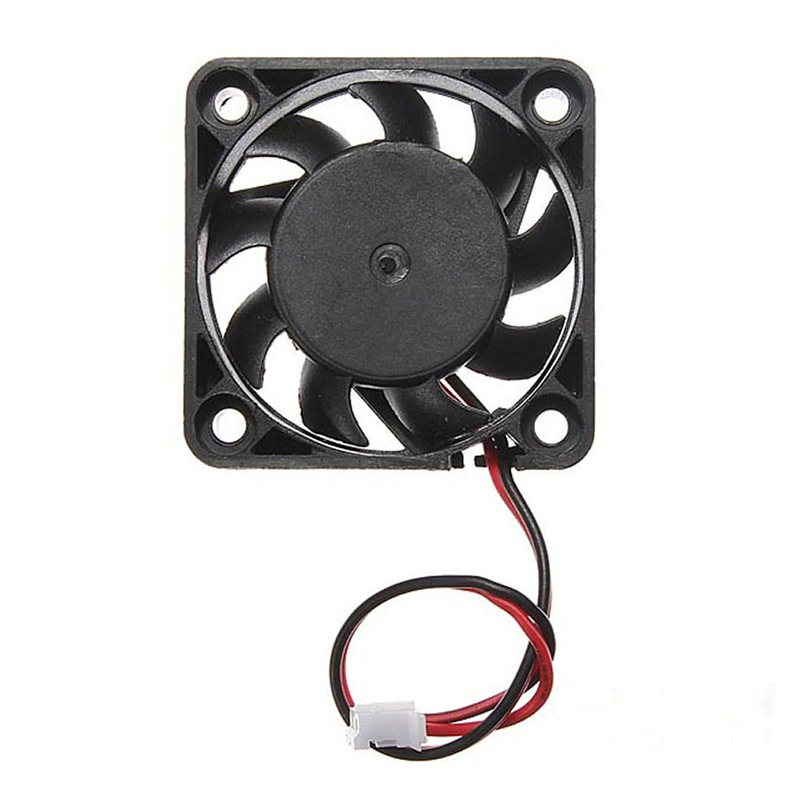 2PC 4010 Cooling Fan 12V 24V 2 Pin with Dupont Wire Brushless 40 40 10 Cool Fans Part Quiet DC Cooler Radiato 3D Printers Parts in 3D Printer Parts Accessories from Computer Office