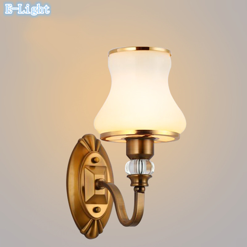 Modern Retro Stair Wall Lamps Bedroom Vintage Bedroom Wall Lights ...