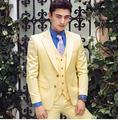 2016 фото студия тема платье костюм мужской чистый цвет фотографии шоу костюмах-тройках