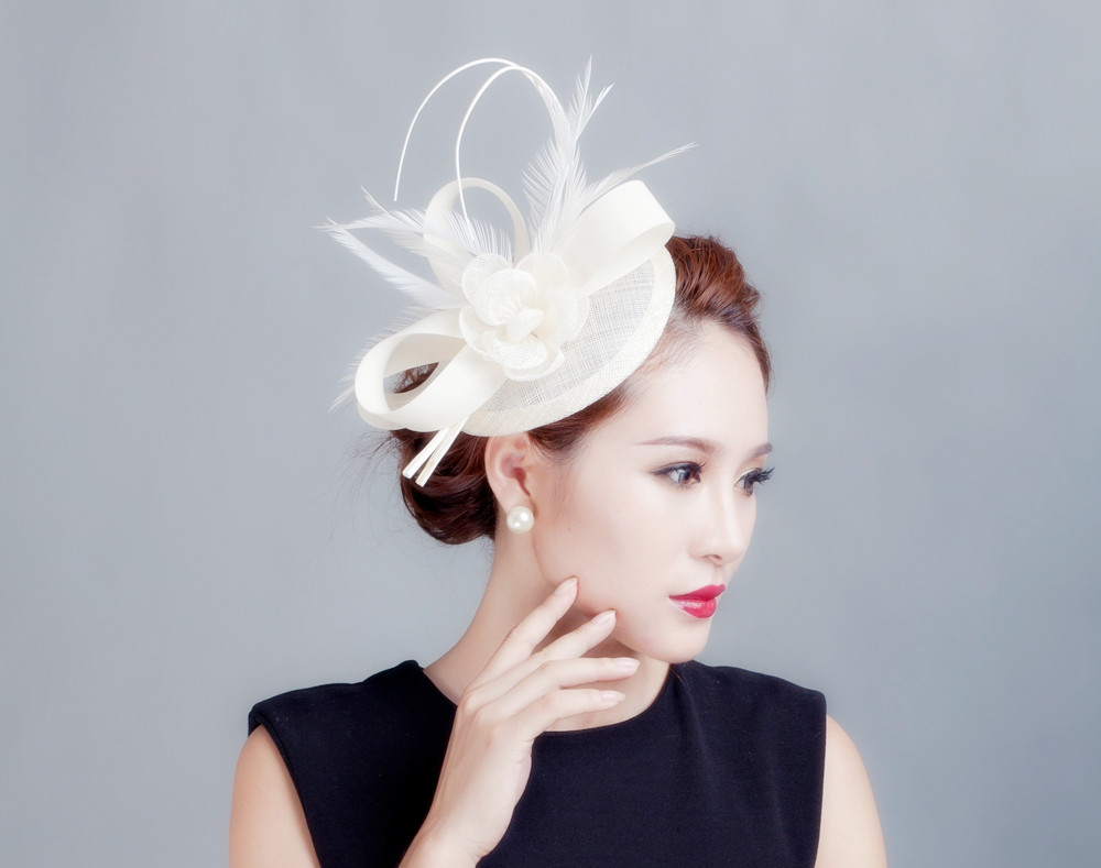 Wedding Hair Accessories And Fascinators | Fade Haircut