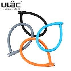 ULAC przewód rowerowy blokada rowerowa blokada antykradzieżowa wodoodporna jazda na rowerze motocykl cykl MTB Bike blokada bezpieczeństwa 78cm akcesoria rowerowe