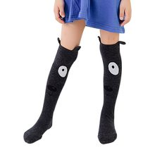 Kids Socks Knee High 2018 Toddler Boot Sock Leg Warmer For Girls Boys Children Clothing Accessories Kid Football Socks bebe(China)