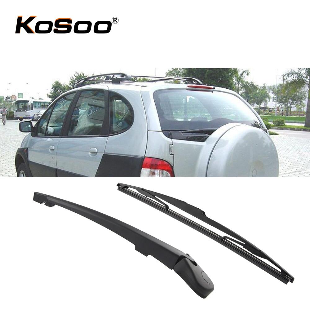 Kosoo Auto Rear Car Wiper Blade For Renault Scenic Rx4355mm 2000 Rx4 Fuse Box 2005