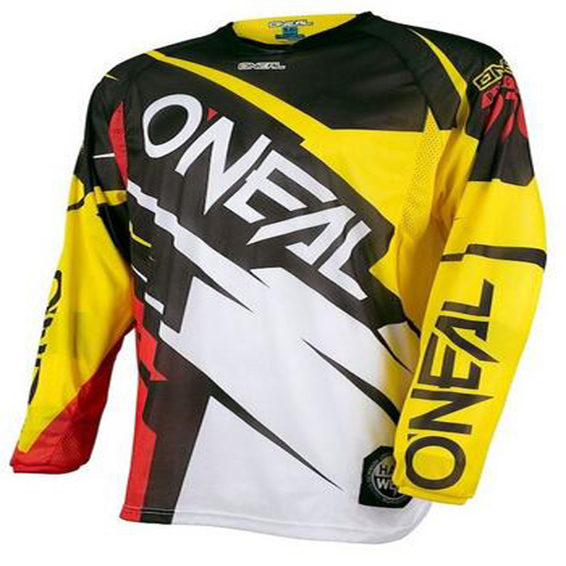 2018 new ONeal Enduro Jeresy Downhill Jersey cycling Offroad Motorcycle Motocross Racing Riding Cycling Jersey long T-shir