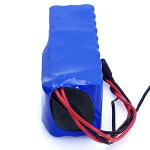 Image 3 - VariCore 12V 20Ah 18650 Lithium Battery Pack 11.1v 12.6v 20000mah Capacity Miners Lamp 800W High power Batteries+3A Charger