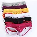 WJ Brand Gay Men Underwear Penis Pouch Mens Mesh Thong Jockstrap Male Lingerie Sexy Exotic Thongs G Strings Jock Strap Swimwear