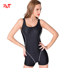 77a78bc1ec PNT PNT68 Sexy Swimwear One Piece Push Up Shark Skin Swimsuit Sports Suits  Womens