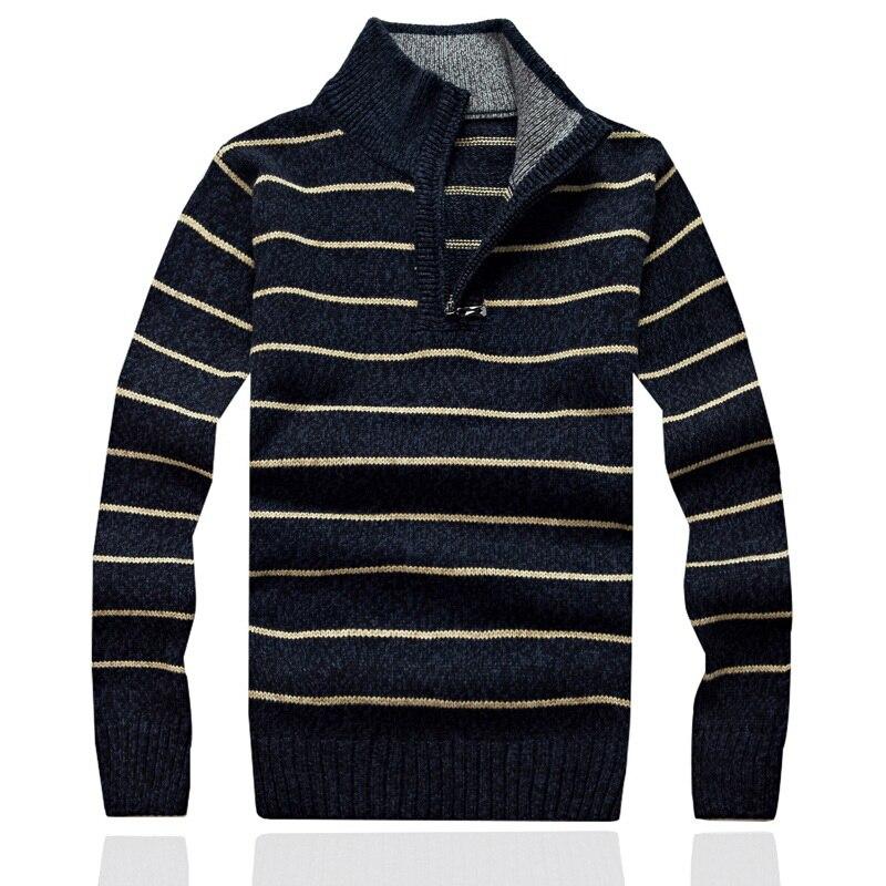Compra men cotton sweater with zip online al por mayor de