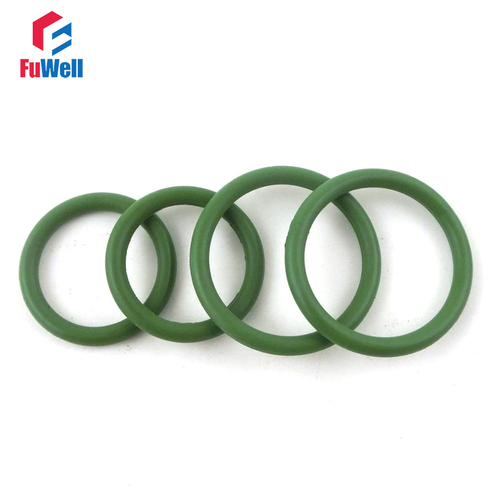 uxcell Rubber 90mm x 84mm x 3mm Oil Seal O Rings Gaskets Washers Brick Red