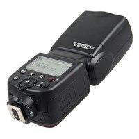 nikon sony Godox V850II Universal Flash TTL 2.4G Master / Slave ליתיום נטענת Speedlite עבור Canon Nikon Sony Pentax אולימפוס כל DSLR קמארה (4)