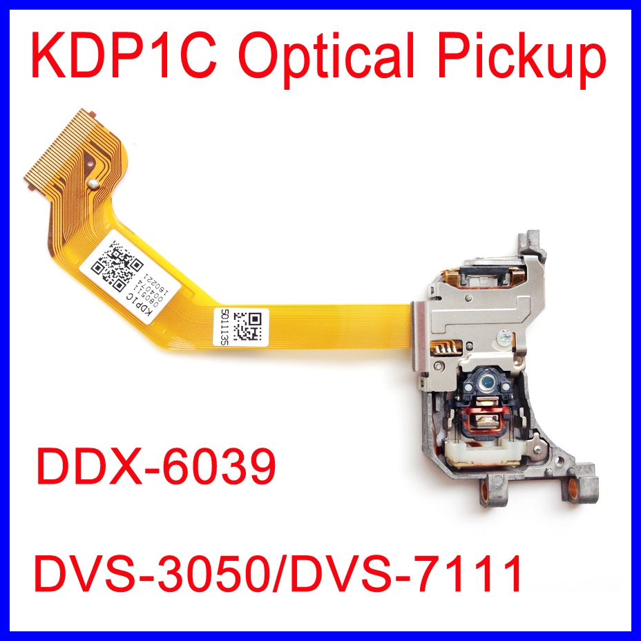 Free Shipping DDX6039 Optical Pick-up For Kenwood KDP1C DVS3050 DVS-7111 Authentic CD DVD Player Spare Parts Lasereinheit