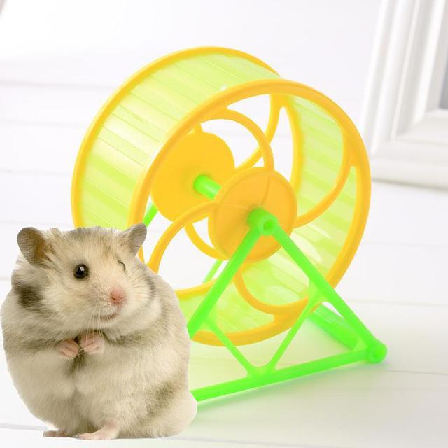 Toy Wheel for Rodent