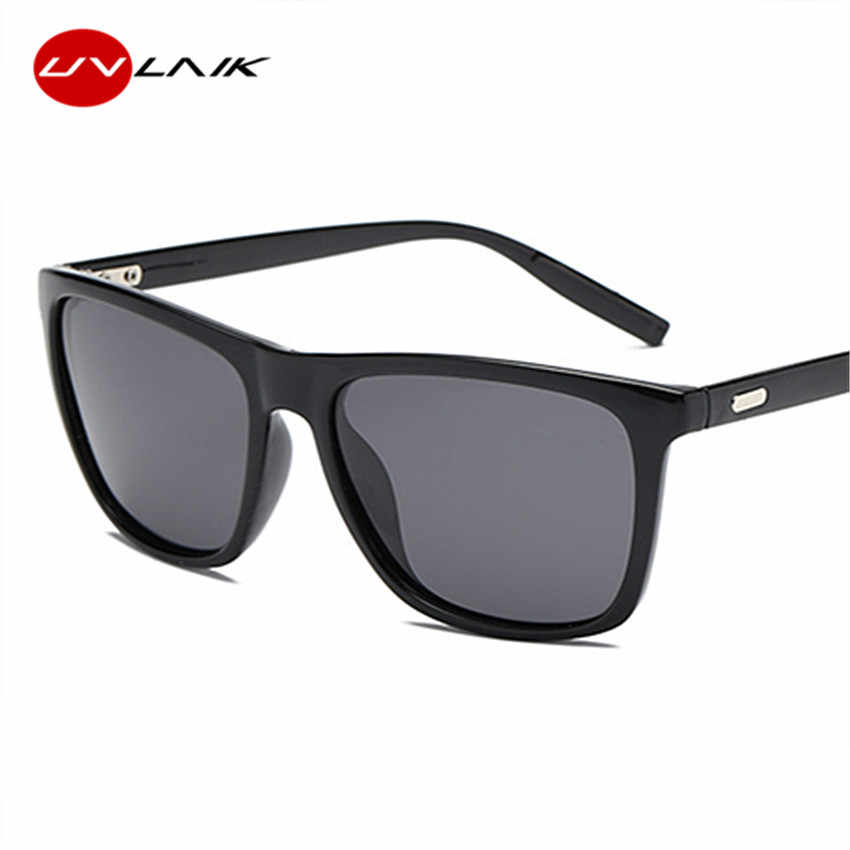 043da3f81e ... UVLAIK Classic Polarized Sunglasses Men Retro Brand Designer Sun Glasses  Female Male HD Mirror Sunglass Driving ...