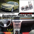 Car Accelerator Pedal Pad / Cover of Original Factory Sport Racing Model Design For Opel Astra H J Tuning