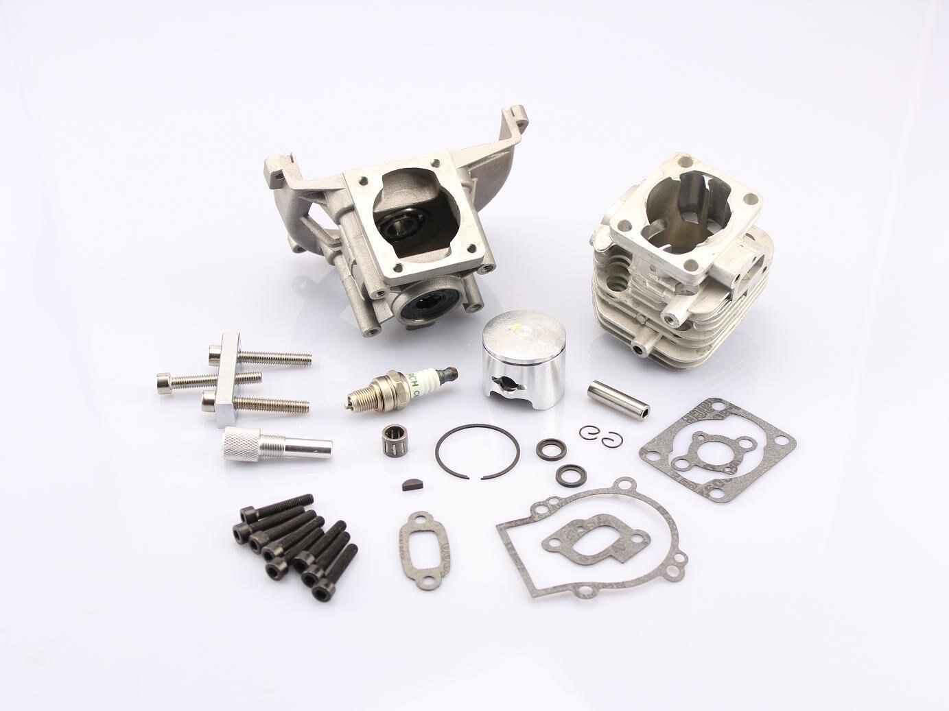 29CC четырехточечный Комплект запчастей для двигателя 1/5 baja HPI KM 5B 5T 5SC rc car